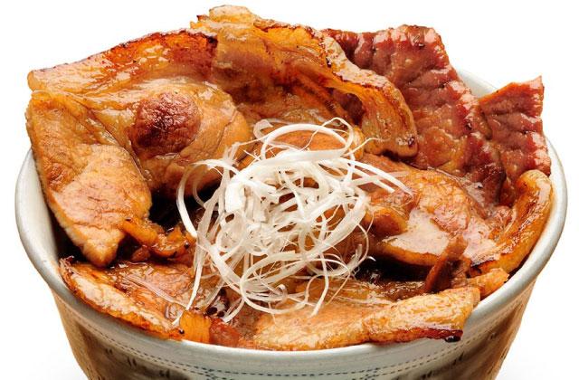 Atsuma Pork Donburi