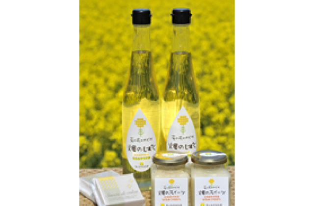 Canola Flower Products