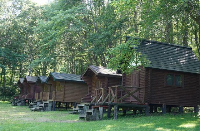Tokiwa Park Campgrounds