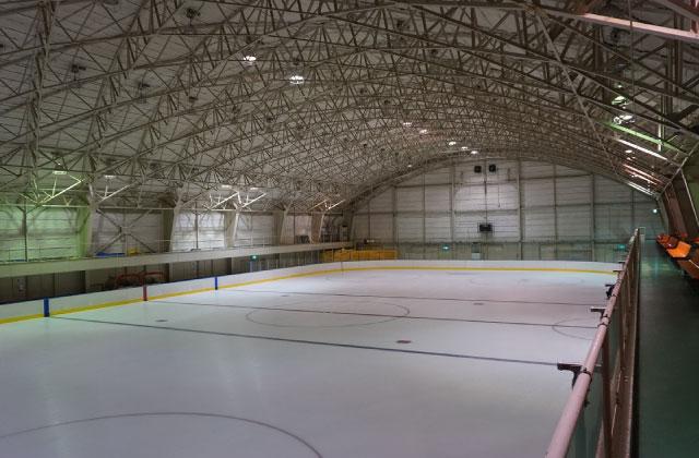 Sports Center [Seiko Dome]