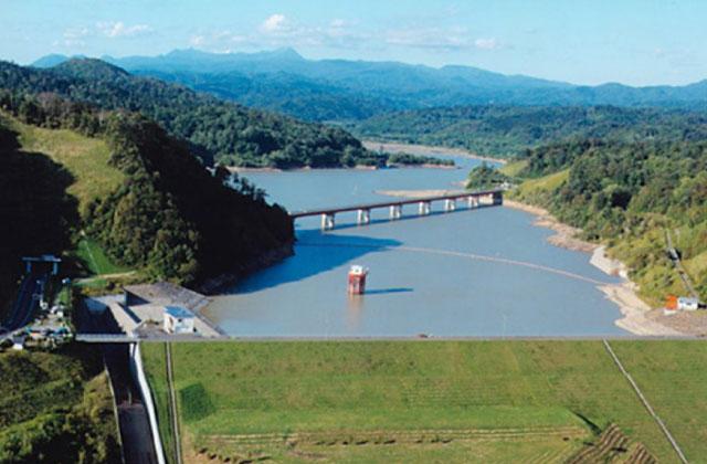 Hobetsu Dam